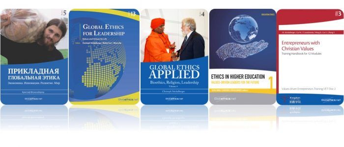 Latest publications by Christoph Stückelberger